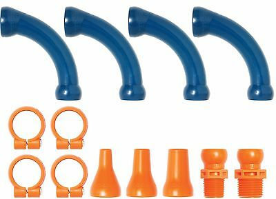 "1/2""Extended Elbow Kit for 1/2""Loc-Line® USA Original Modular Hose System #50872"