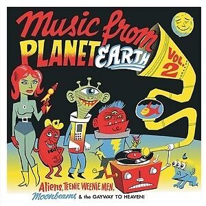 Music From Planet Earth 02 - VARIOUS [LP]