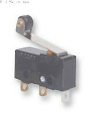 OMRON ELECTRONIC COMPONENTS SS-5GL13-FT MICRO INTERRUTTORE,5A,RULLO DI SIM,SPDT