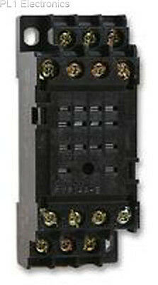 Omron Industrial Automation - Pyf14Ae - Socket, Din/surface, 14 Pin, Relay