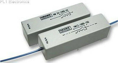 Standexmeder   Hm24-1A83-02   Relay, Reed, High-Voltage, 24Vdc
