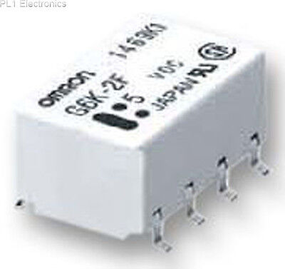 Omron Electronic Components   G6Ku-2Fy 3Dc   Relay, Smd, Spco, 3Vdc, Latching