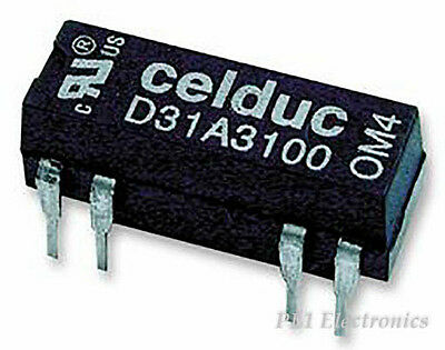 Celduc   D32A3100   Relay Reed 2No 5Vdc