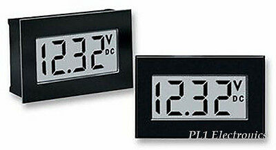 Murata Power Solutions   Dms-20Lcd-1-5-C   Dpm, Lcd, 3.5Digit, 5V