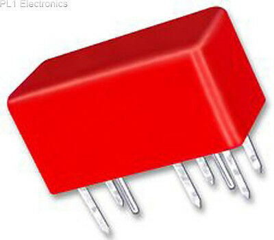Coto Technology   2342-05-000   Relay, Reed, Dpdt, 5Vdc