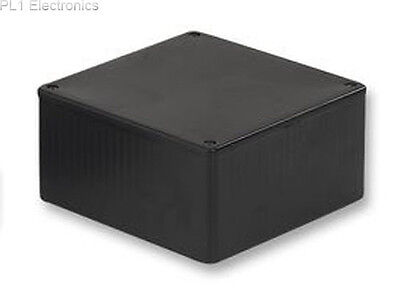 Hammond - 1591Ssbk - Box, Abs, Black, 110X82X44Mm