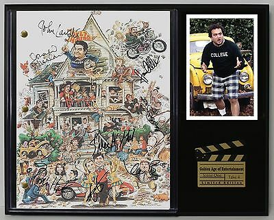 Animal House - Autograph Reprint Movie Script Display - USA Ships Free
