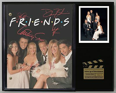 Friends - Autograph Reprint Television Script Display - USA Ships Free