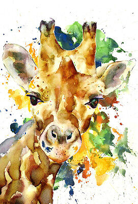 ACEO Art Print, Art Card from original watercolor painting