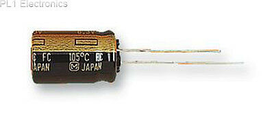 ALUMINUM ELECTROLYTIC CAPACITOR 1000UF 100V RADIAL NWK PN:  UVR2A102MHD 20/%