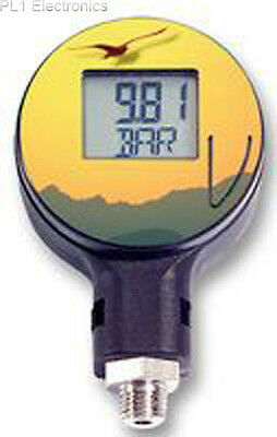 Keller - Leo2 / -1...30Bar / 81021 - Manometer, -1 To 30Bar, 0.1%