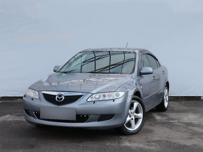 MAZDA 6 Hatchback 5-doors 2002-2007 4-pc wind deflectors HEKO Tinted
