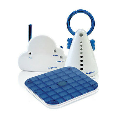 Angel Care - Movement & Sound Monitor - For Baby & infant nursery & sleep