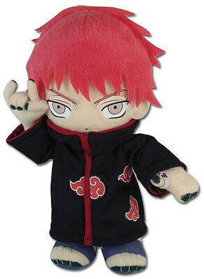 "NEW Official Great Eastern (GE-8971) Naruto Shippuden - 9"" Sasori Plush Doll"