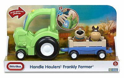 New Little Tikes Handle Haulers Frankly Farmer Tractor