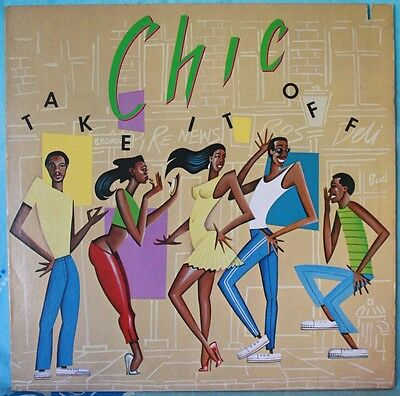 "Chic - Take It Off - Vinile 12"" Lp"