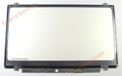 "B140HAN01.2 LCD Display Bildschirm 14"" FHD 1920x1080 LED 30pin eDP fao"