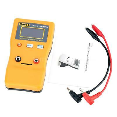 M6013 Capacitor Meter Capacitance Resistance Capacitor Circuit Tester 53OZ