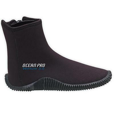 Oceanic Venture 3.0 Soft Sole Diving Boots 6.5mm - Size 12