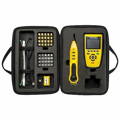 Klein Tools VDV501-829 VDV Commander Test & Tone Kit - PoE - **Free Shipping**