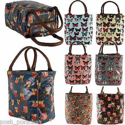 Thermal Insulated Lunch Box Waterproof Cooler Carry Picnic Storage Bag Travel