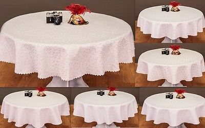 """High Quality Tablecloth """"CHRISTMAS EXCLUSIVE"""" Round,Oblong."""