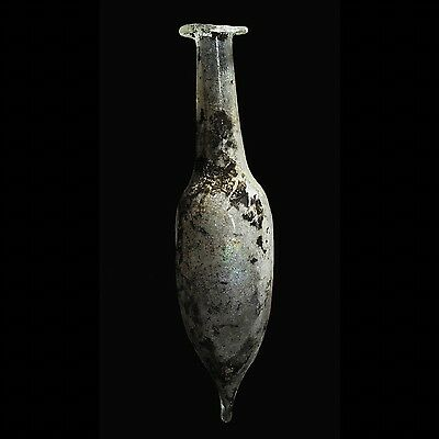 Aphrodite- Ancient Roman  Glass Flask