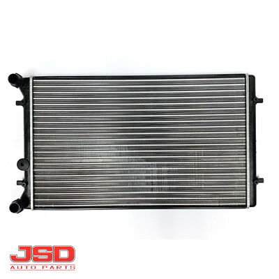 New Radiator For VW Jetta Golf 99-05 Audi A3 99-06 TT Manual Trans CU2265