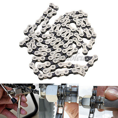 9/18/27 Speed CN-HG73 116 Links HG-73 Bike Bicycle Chain for SHIMANO Deore LX105