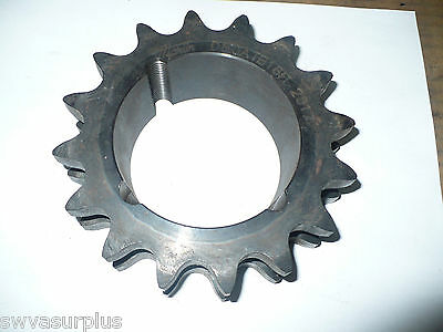 Martin D80ATB16H 2517 Double Roller Sprocket, New