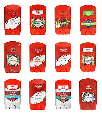 Old Spice Deodorant Stick For Men 12 Different Styles 50ml