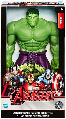 Marvel Avengers Titan Hero Hulk Figure