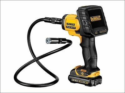 DEWALT - DCT410D1 Inspection Camera 10.8 Volt 1 x 2.0Ah Li-Ion
