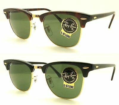 Ray Ban Clubmaster RB 3016 Authentic Sunglasses Buyer Picks Size & Color