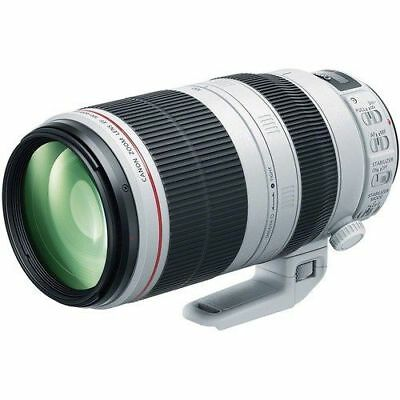 Canon EF 100-400mm f/4.5-5.6L IS II USM Lens for Canon DSLR Cameras BRAND NEW