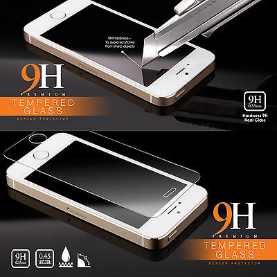 100% Genuine Gorilla Tempered Glass Film ScratchProof Screen Protector Cover