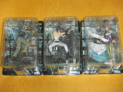 Ghost in The Shell Stand Alone Complex Collection Figure 3pcs completed set RARE