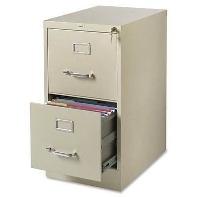 Lorell Commercial-Grade Vertical File Cabinet  - LLR42290