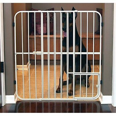 Carlson Extra Tall Metal Expandable Pressure Mount Pet Gate