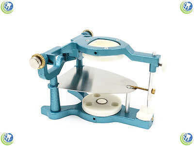 Dental Laboratory Large Deluxe Full Arch Magnetic Articulator with Magnets JT-02