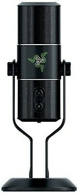 RAZER Seirēn digital USB Microphone, Studio HD Quality black