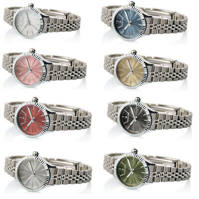 Orologio HOOPS Luxury Donna Silver 2560L
