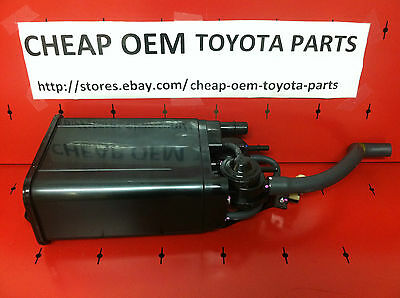 Toyota Celica 2000-2004 Vapor Charcoal Canister New Oe Genuine Oem 7774020512