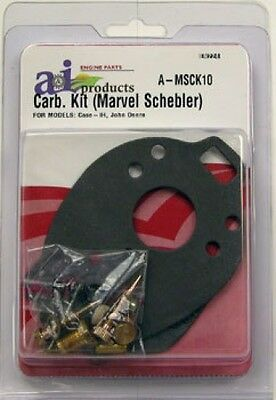 Basic Carb Kit for International and John Deere Tractor