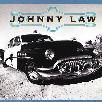Lp-Johnny Law-Omonimo-Francia 1991-Mint/mint