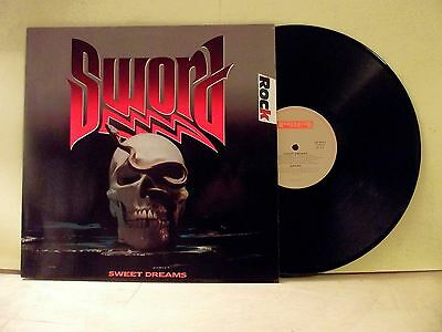 Lp-Sword-Sweet Dreams-Olanda 1988-Mint/mint