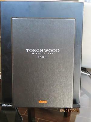 Torchwood Miracle Day Press Kit - Very Rare