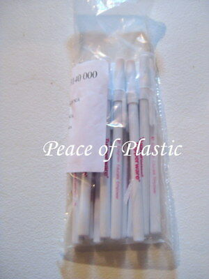 Tupperware LOT Set Of 10 Consultant Logo Party Pen Pens NEW FREE SHIPPING