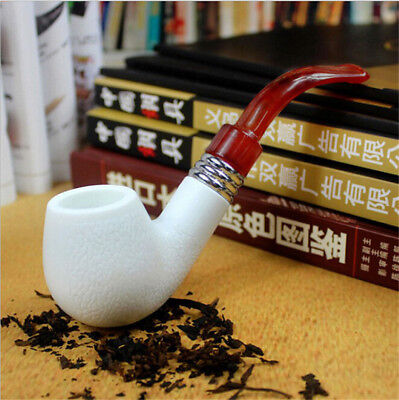 New Resin Enchase Smoking Pipe Tobacco Cigarettes Cigar Pipes Gift Durable