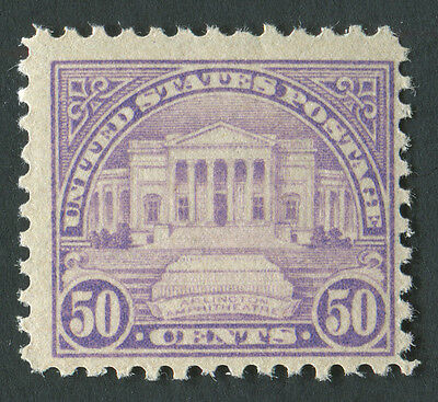 USA 1922 SG.578 50 cents Mounted Mint